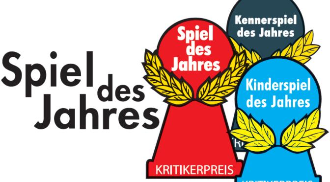 """<span class=""""dquo"""">""""</span>Spiel des Jahres"""" 2017 Nominierungen"""