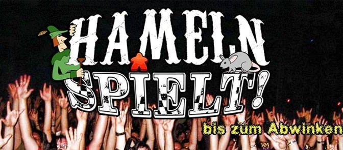Hameln spielt! - Logo