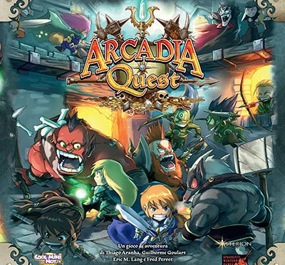 Arcadia Quest – Rezension