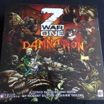 Z War One - Damnation - Box