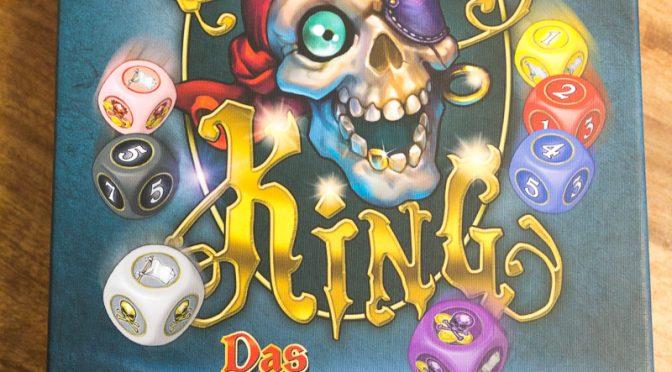 Skull King Das Würfelspiel — Rezension