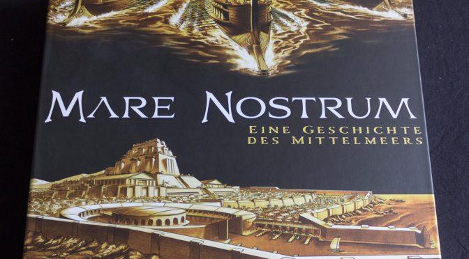 Mare Nostrum — Unboxing