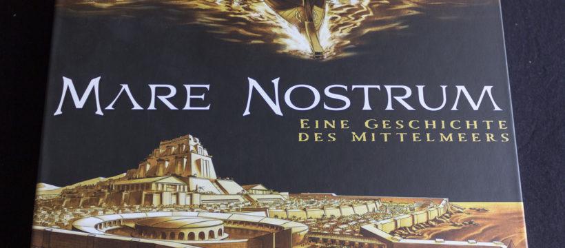 Mare Nostrum – Unboxing