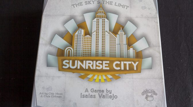 Sunrise City — Unboxing
