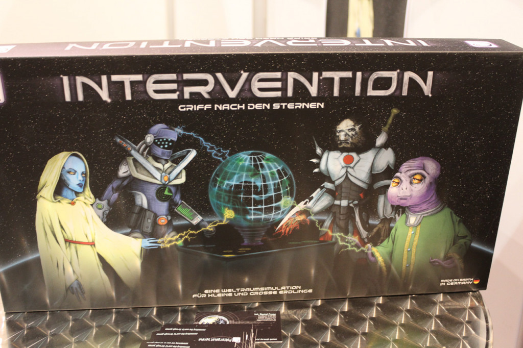 Intervention - Box