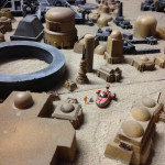 Star Wars X-Wing Platte: Mos Eisley, Tatooine