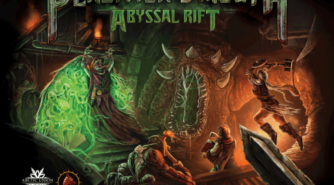 Perdition's Mouth: Abyssal Rift – Unboxing