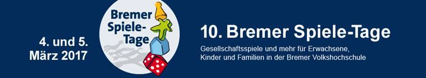 Bremer Spieletag - Logo