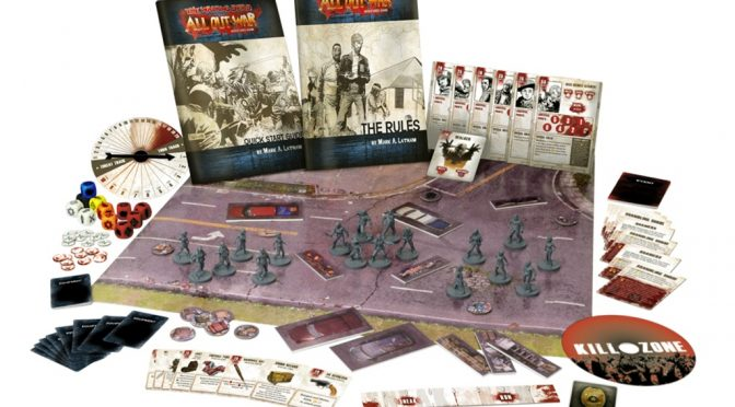 The Walking Dead All Out War - Inhalt