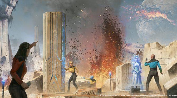 Star Trek Adventures – Playtest