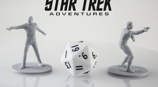 Star Trek Adventures — Playtest 1