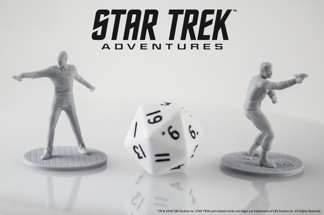 Star Trek Adventures – Playtest 1