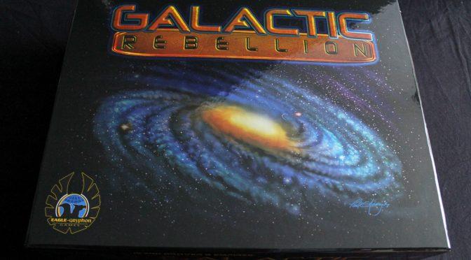 Unboxing von Empires: Galactic Rebellion