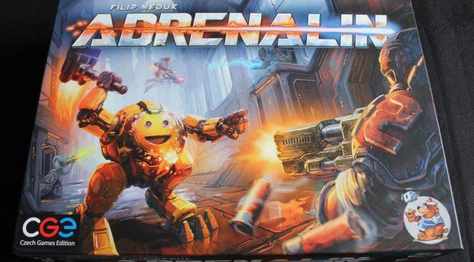 Adrenalin – Rezension online