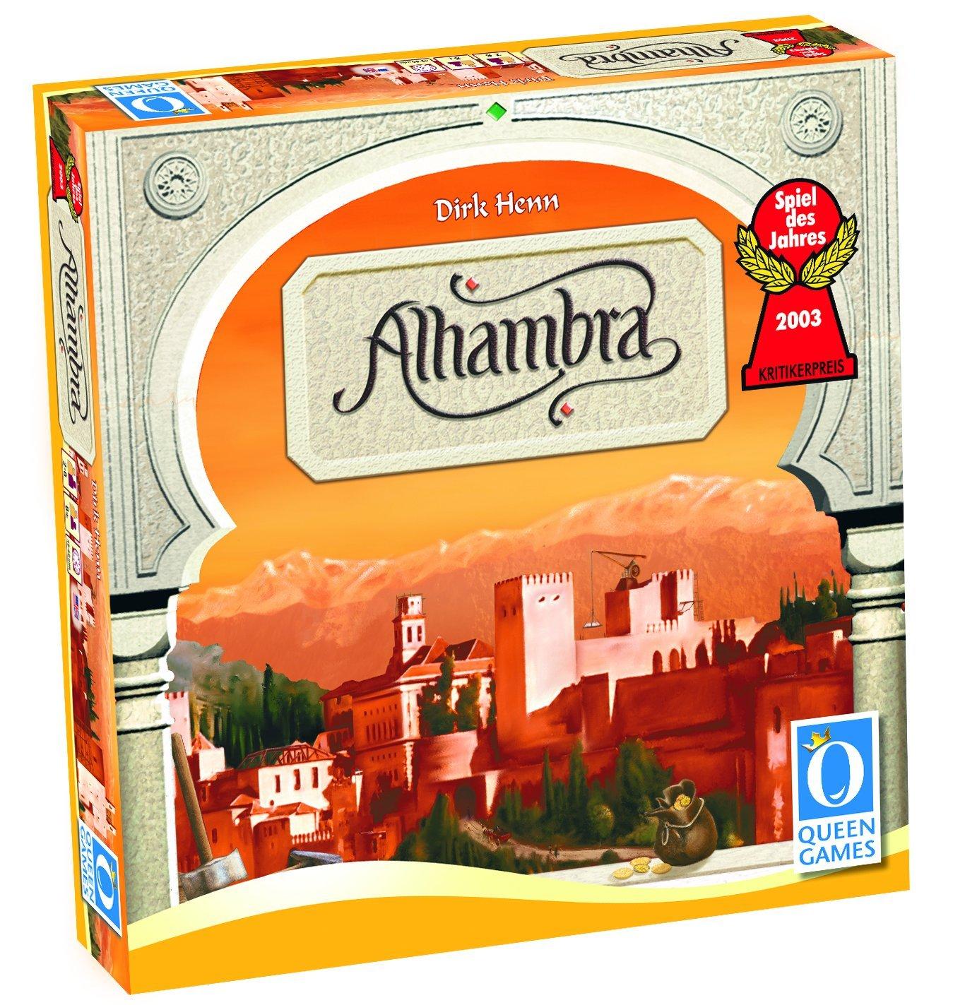 Alhambra – Rezension