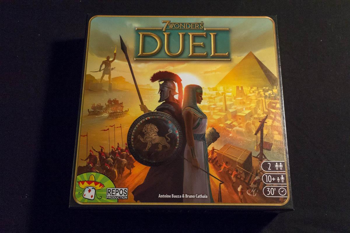 7 Wonders Duel – Rezension