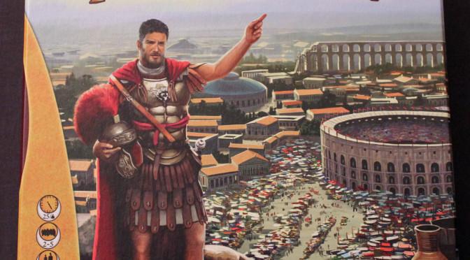 Ave Roma – Rezension
