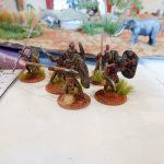 Congo Banänschen vom Spielbetrieb Frankfurt