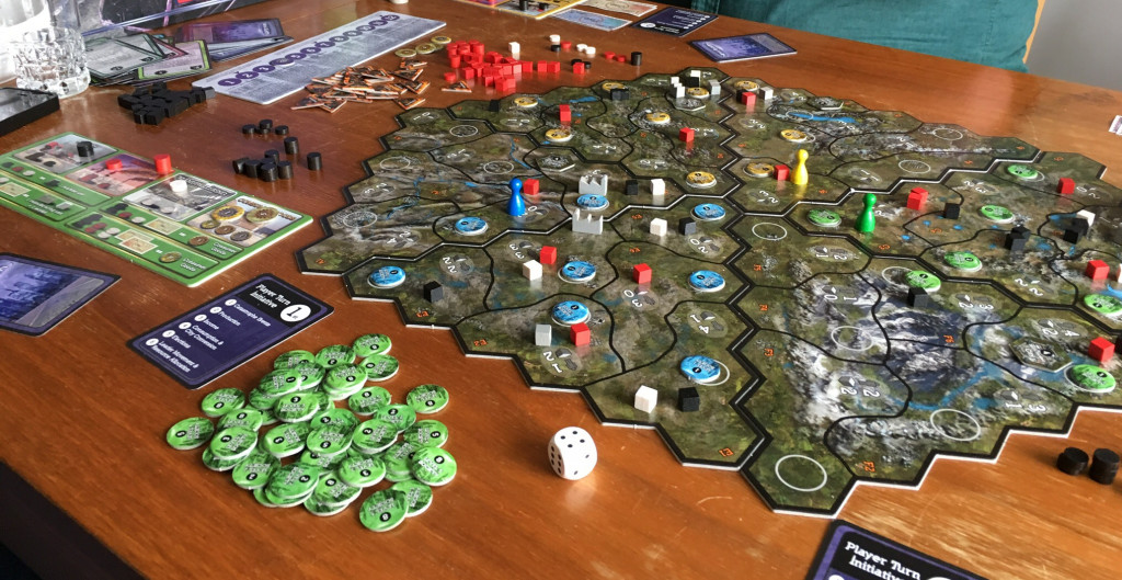 New Earth - Spielszene