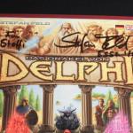 Das Orakel von Delphi — Rezension ist online