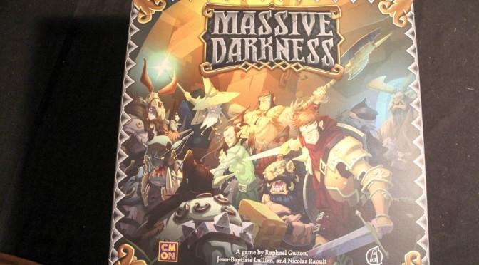 """<span class=""""caps"""">KS</span>: Massive Darkness ist eingetroffen"""