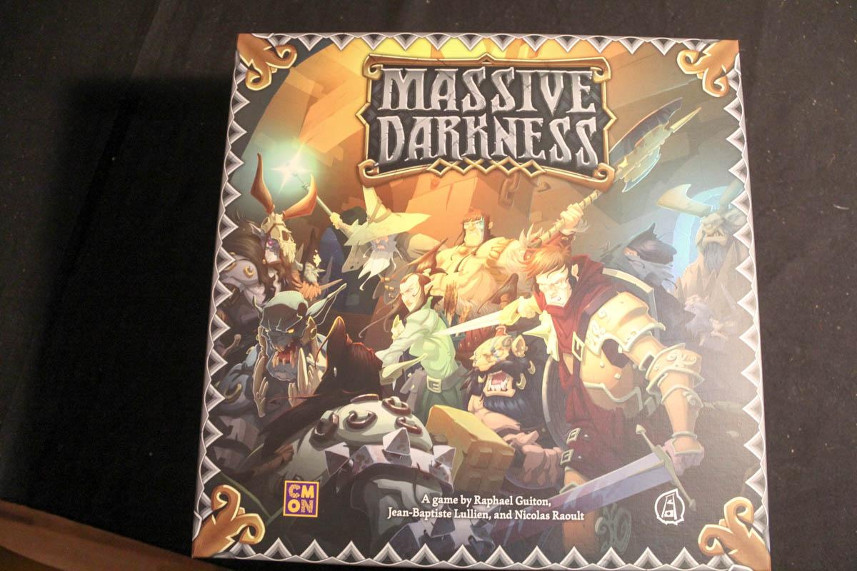 KS: Massive Darkness ist eingetroffen