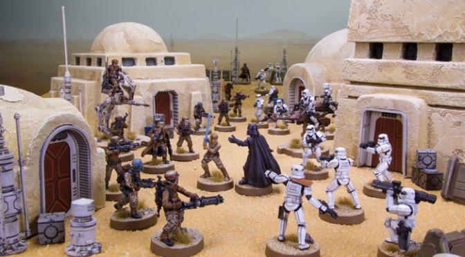 """Star Wars: Legion von <span class=""""caps"""">FFG</span> angekündigt"""