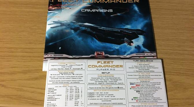 "<span class=""caps"">KS</span>: Fleet Commander: Genesis Kampagnenbuch"