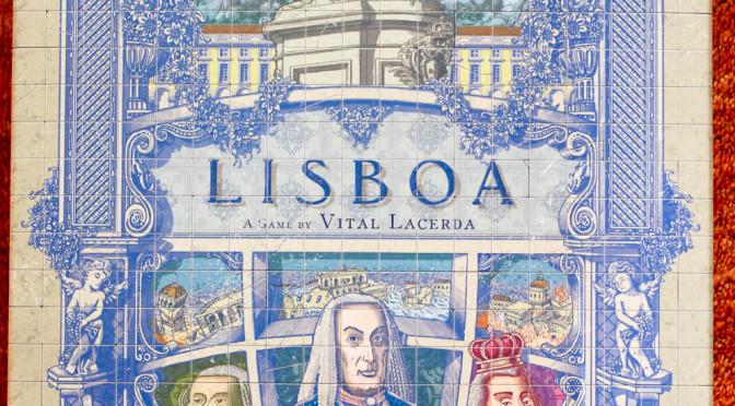 Lisboa ist bei uns eingetroffen! – Unboxing