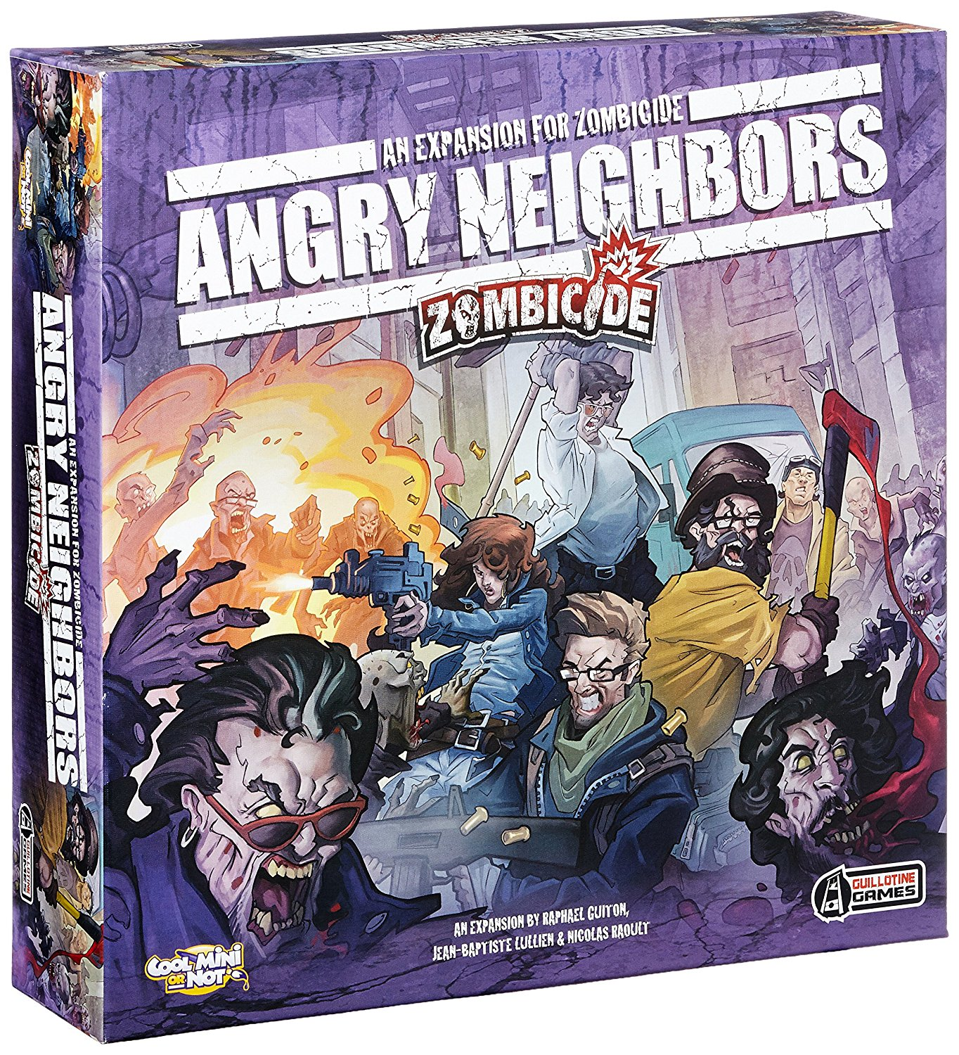 Zombicide: Angry Neighbors – Rezension
