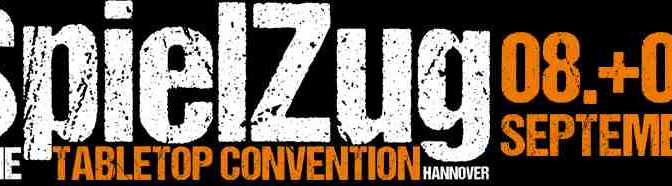 SpielZug Tabletop Convention 2018 findet wieder statt!