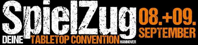 SpielZug Tabletop Convention 2018 Logo