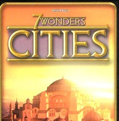 7 Wonders Erweiterung Cities – Rezension