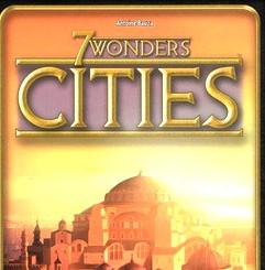 7 Wonders Erweiterung Cities – Rezension