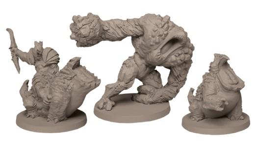 B-Sieged: Monster