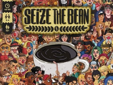 Seize the Bean - Schachtel