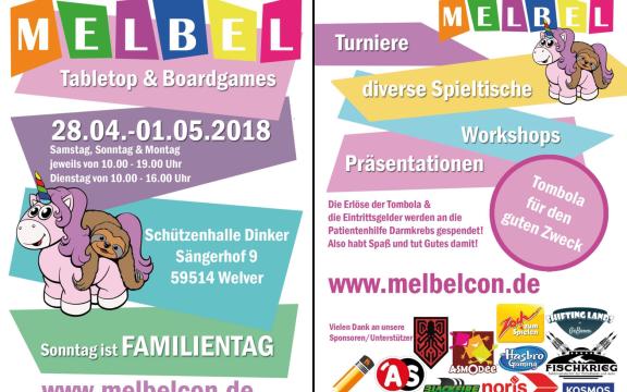 MelBel Convention 2018