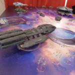 Battlestar Galactica, Star Trek und Star Wars vereint auf einer Platte