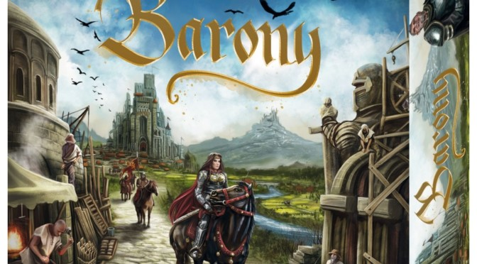 Barony – Rezension