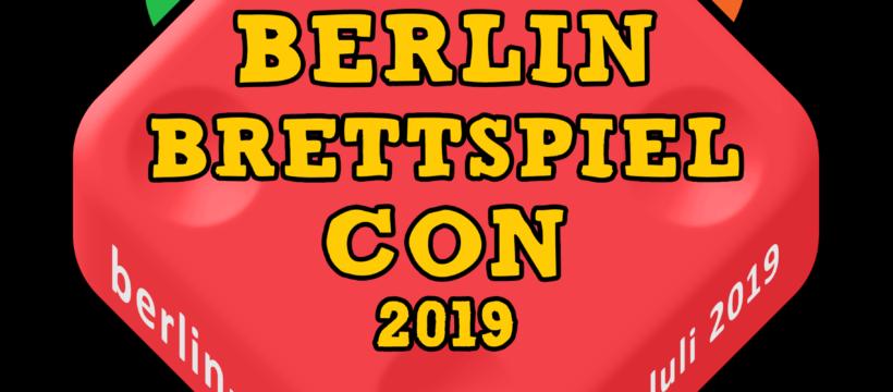 Berlin Brettspiel Con 2019 - Logo