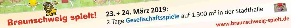 Braunschweig Spielt 2019 - Logo