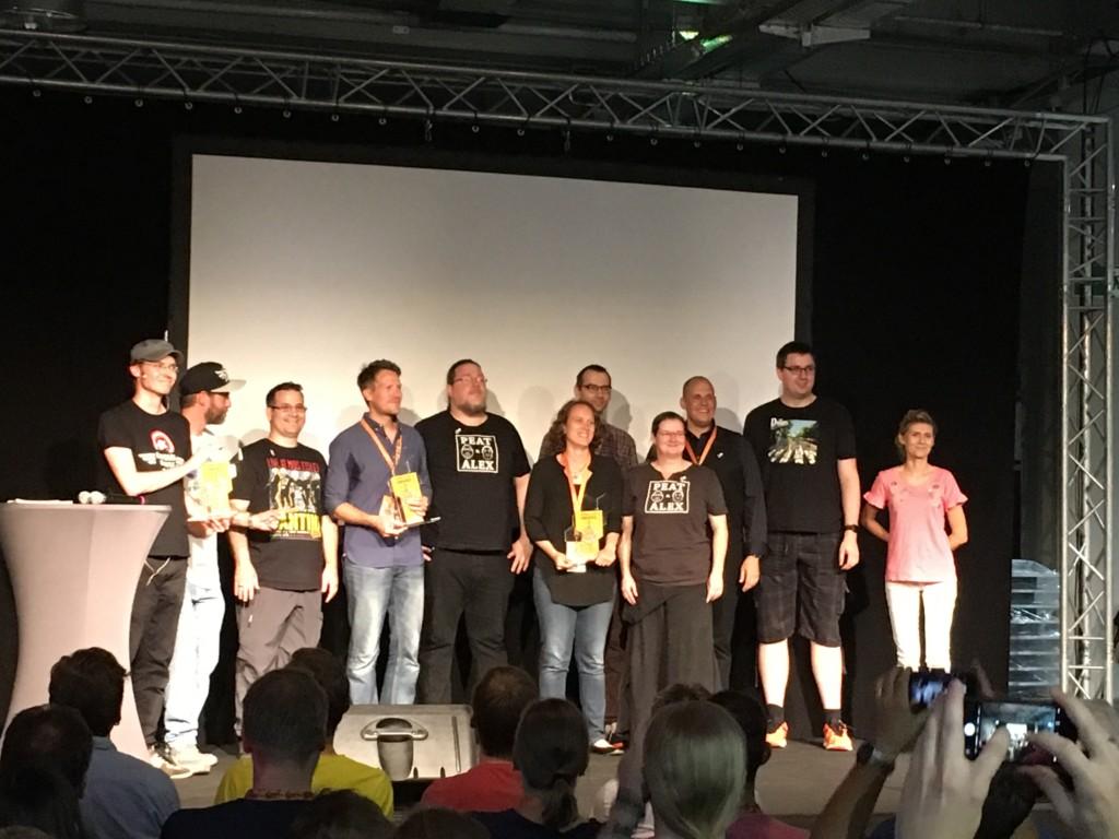 BerlinCon Awards Gewinner und Jury 2019