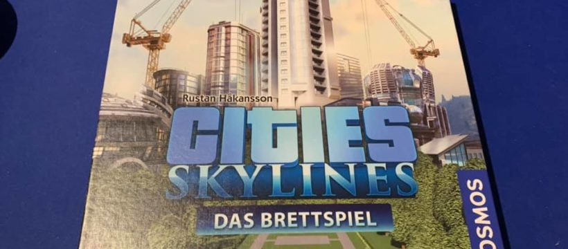 Cities Skylinies