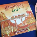 Railroad Ink: Edition Knallrot