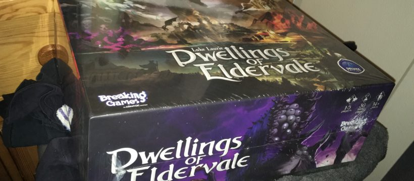 Dwellings of Eldervale - Riesige Box